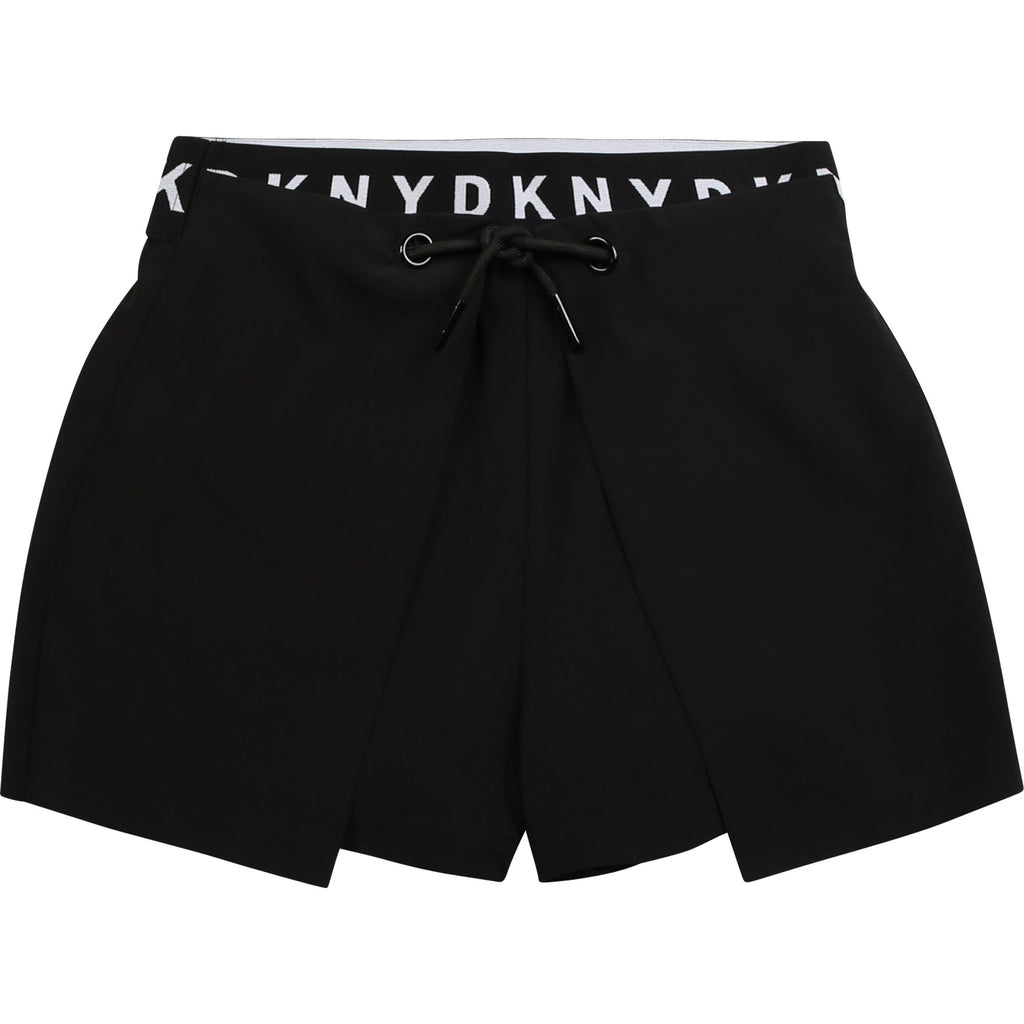 DKNY Black Shorts - MamaSmile