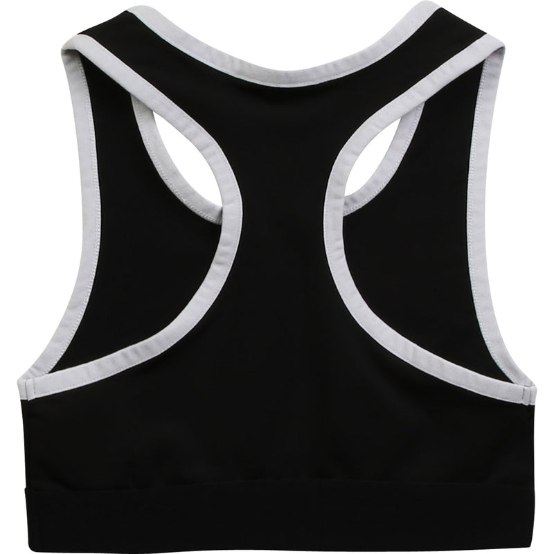 DKNY Black Sports Top - MamaSmile