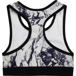 DKNY Black & White Sports Top - MamaSmile