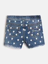 Denim Short - MamaSmile