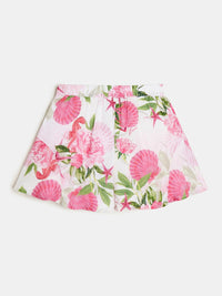 Floral Patterned Short - MamaSmile