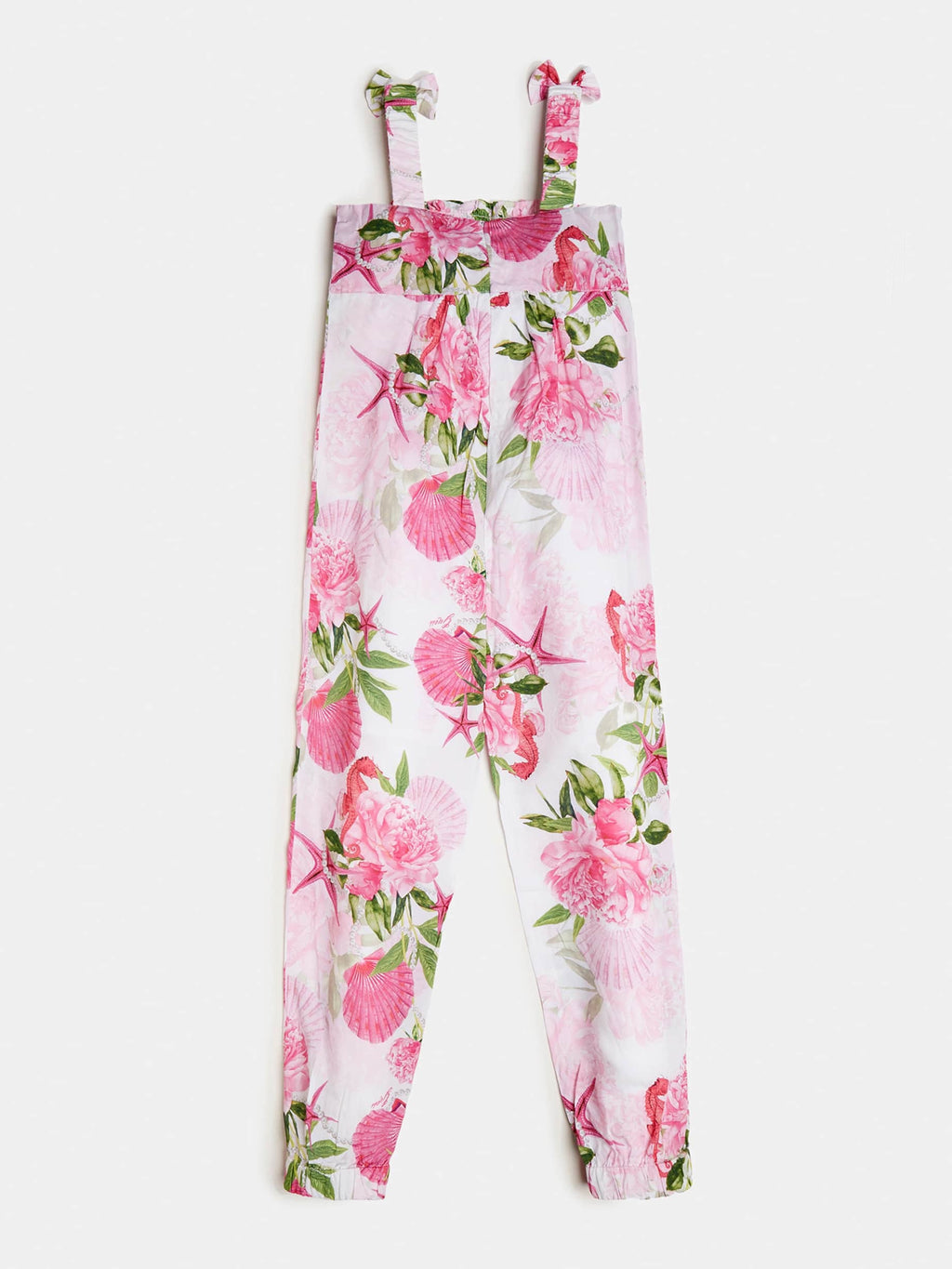 Floral Patterned Jumpsuit - MamaSmile