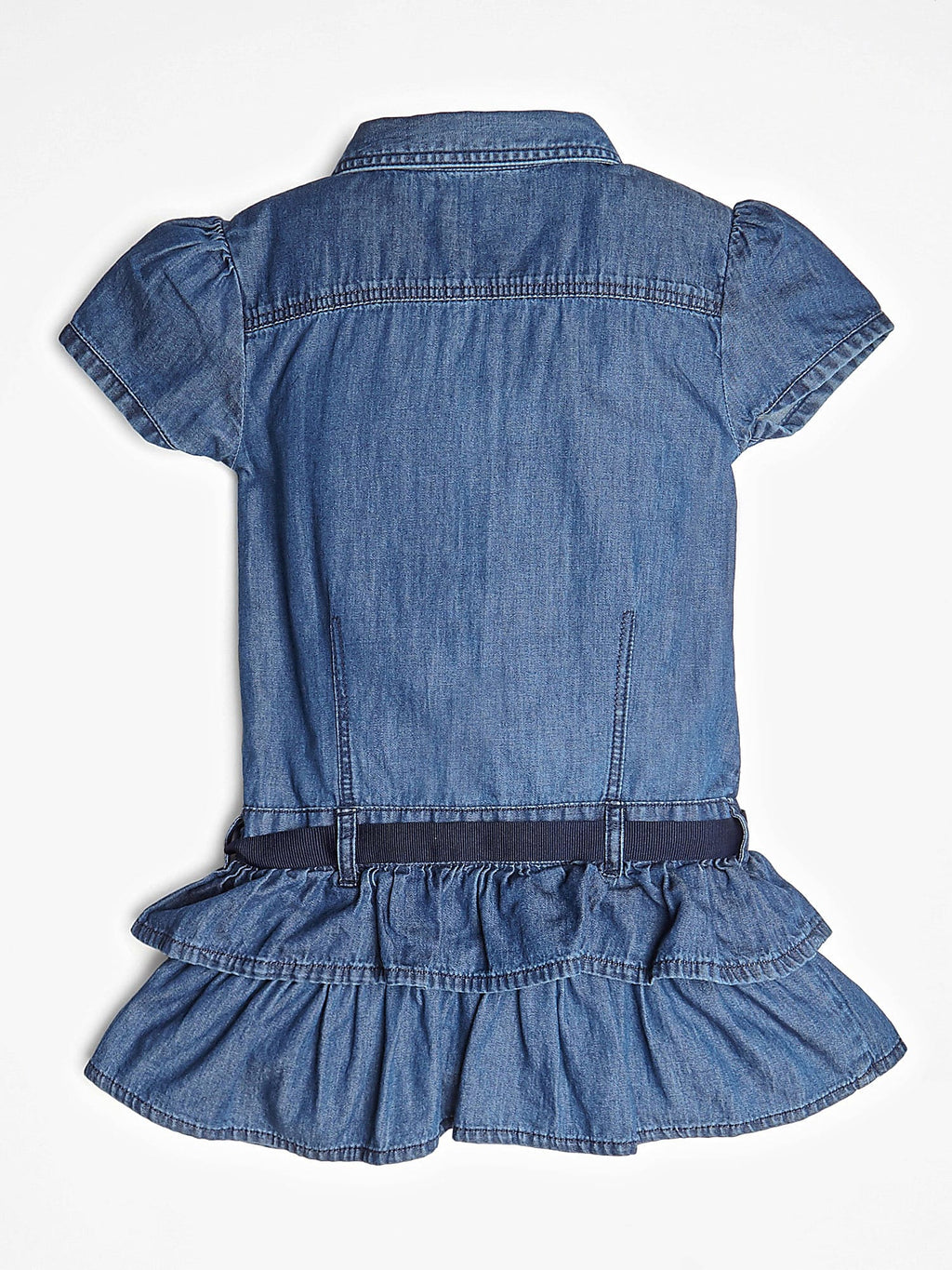 Denim Dress - MamaSmile