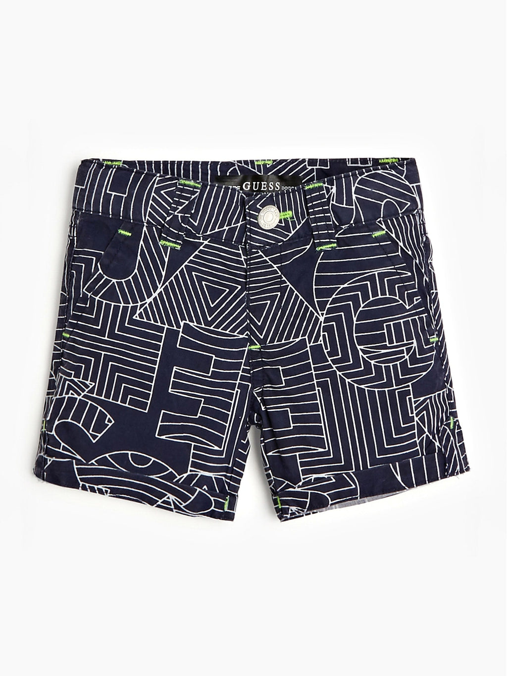 Guess Blue Short - MamaSmile