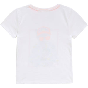 White Panther T-shirt - MamaSmile