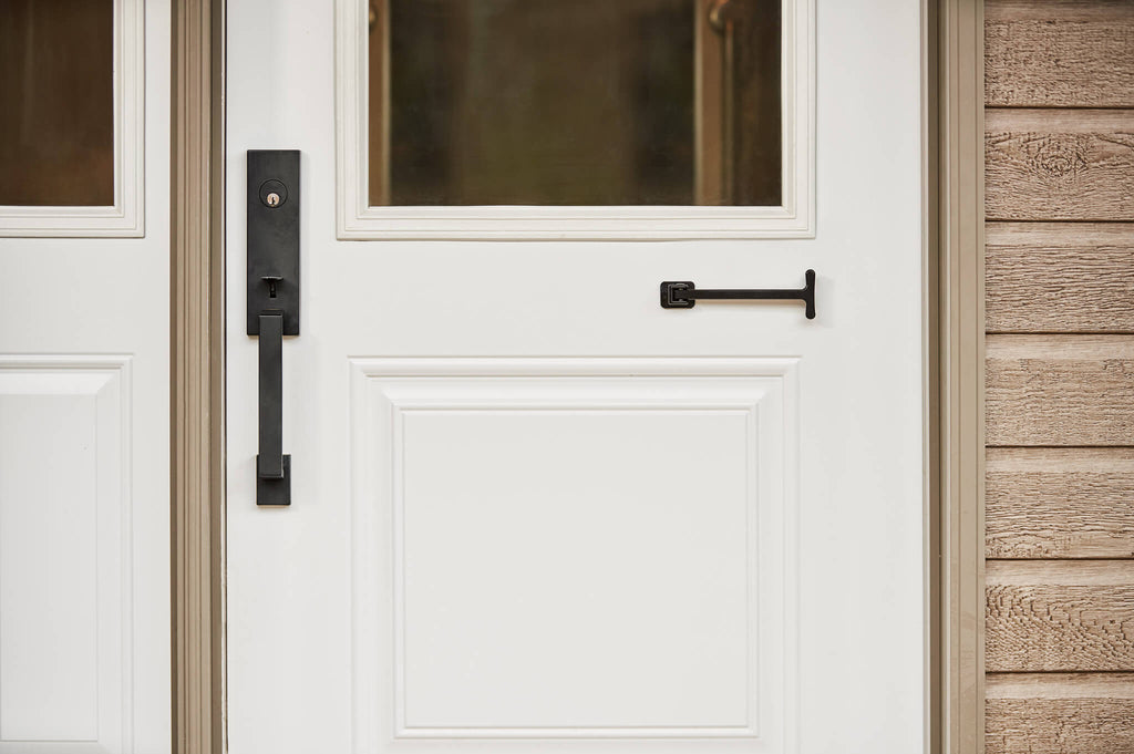 T-Pull Door Closer, Wheelchair Accessible Handle, Interior or Exterior, Durable, Swivels