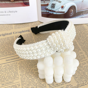 Pearly Paris Headband