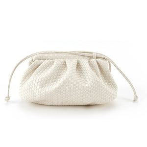 Rouched Hand Bag