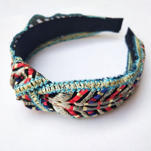 Load image into Gallery viewer, Follow Your Arrow Embroidered Headband