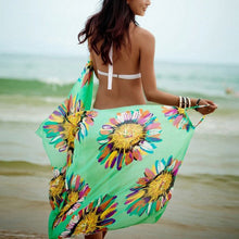 Load image into Gallery viewer, Beach Beauty Sarong