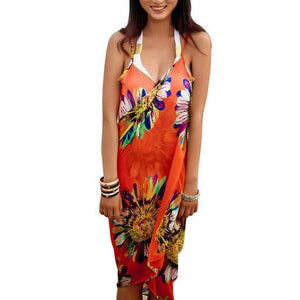 Beach Beauty Sarong