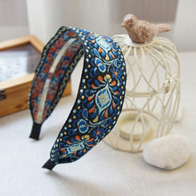 Load image into Gallery viewer, Peace, Love, and Boho Headband