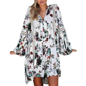 Tunic Mini Dress