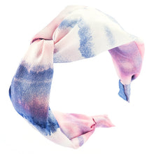 Load image into Gallery viewer, Tie Dye Wide Headband