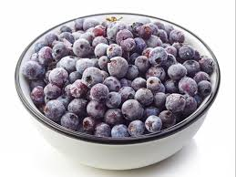 Frozen Blueberries - 1Kg