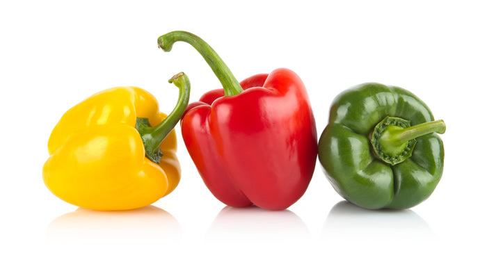 Mixed Rainbow Peppers