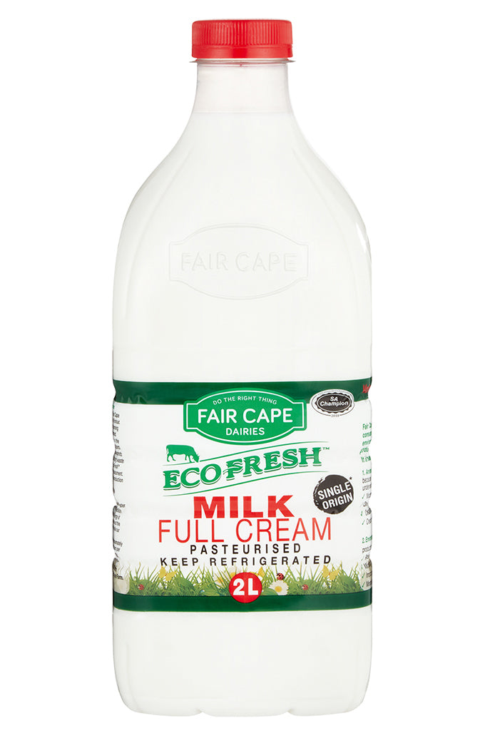 Fair Cape Milk, Fresh, Full Cream - 2L