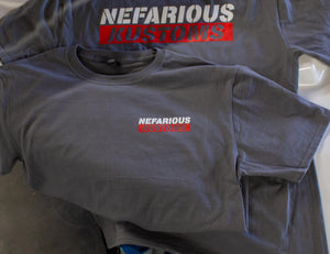 Nefarious Kustoms Supporter T-Shirt