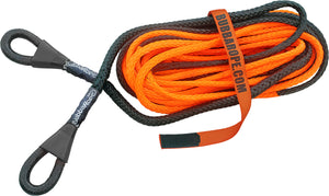 "Winch Line - 3/8"" Synthetic Extension"