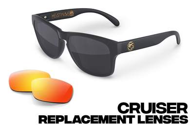 Cruiser Replacement Lenses