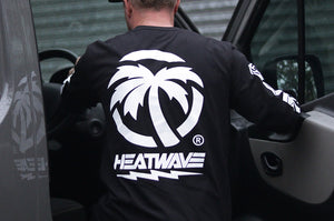 Heat Wave Bolt Long Sleeve Tee