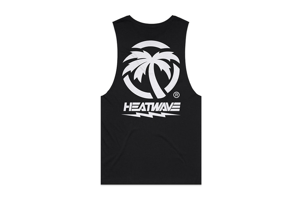 Heat Wave Bolt Tank - Barnard Singlet