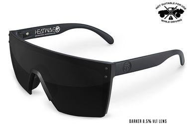 LAZER FACE BLACK: Ultra Black