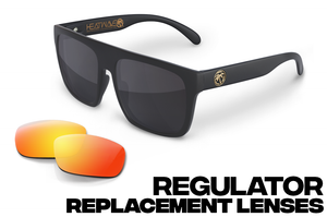 Regulator Replacement Lenses