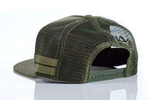 SOCOM Trucker Cap Oak Green