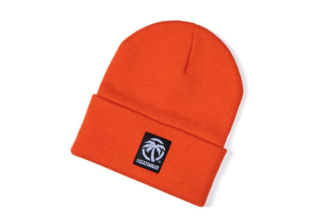 Billboard Beanie: Hunter Orange