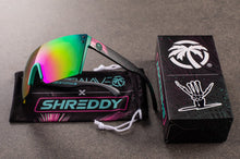 Load image into Gallery viewer, LAZER FACE: Shreddy Lyfe x Savage Spectrum