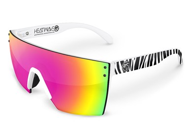 LAZER FACE: Zebra Savage Spectrum