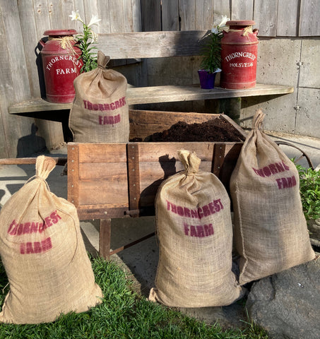 Thorncrest Compost - Aged Cow Manure