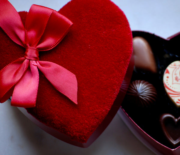 Kiss of Chocolate Gift Box