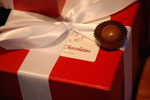 The Ultimate Red Chocolate Box