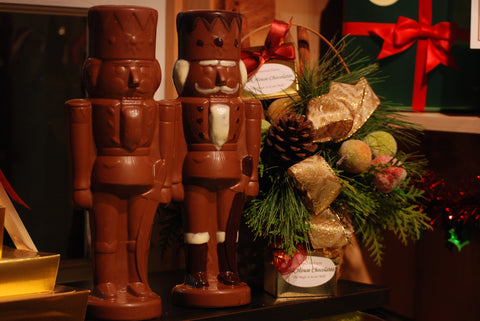 The Chocolate Nutcracker