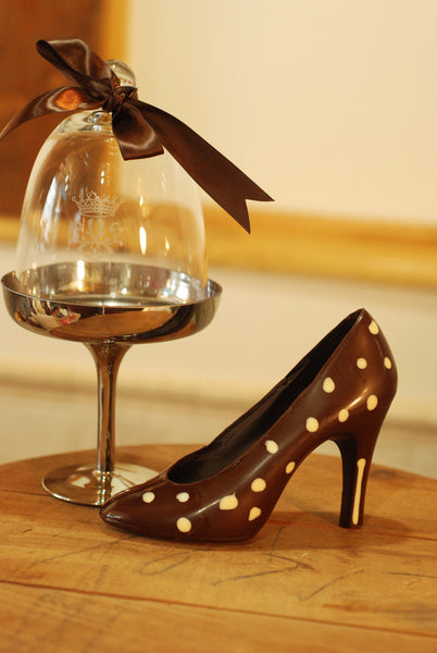 Chocolate Shoes - High Heels and Mini High Heels