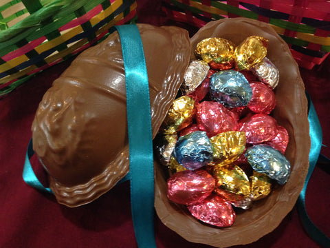 The Centerpiece Chocolate Egg
