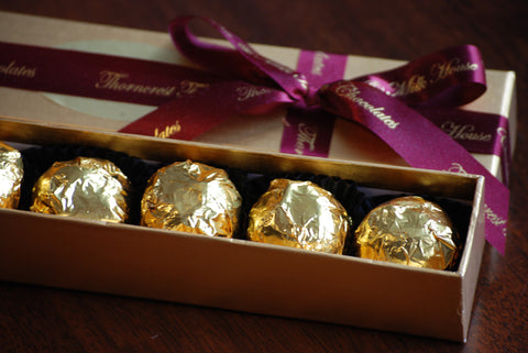 Gold Truffle Gift Box