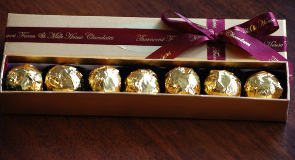 Gold Truffle Box