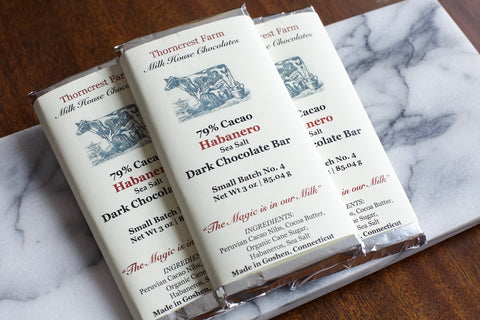 Habanero Dark Chocolate Bar