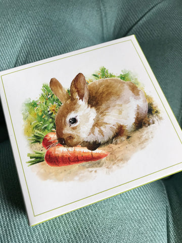 The Painted Bunny Chocolate Box