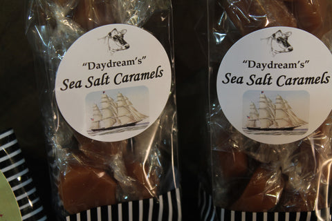 """Daydreams"" Sea Salt Caramels  - Our Signature ""Single Cow Origin"" Caramels"