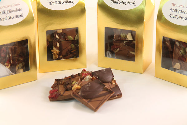 Trail Mix Bark Milk or Dark Chocolate