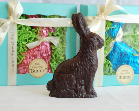 Ultimate Dark Chocolate Easter Bunny