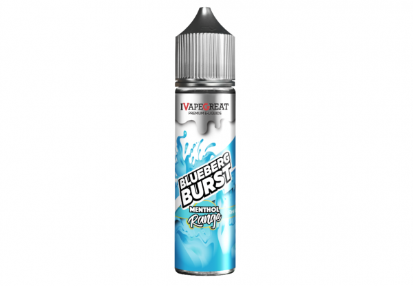BLUEBERG BURST MIX & VAPE 50ML