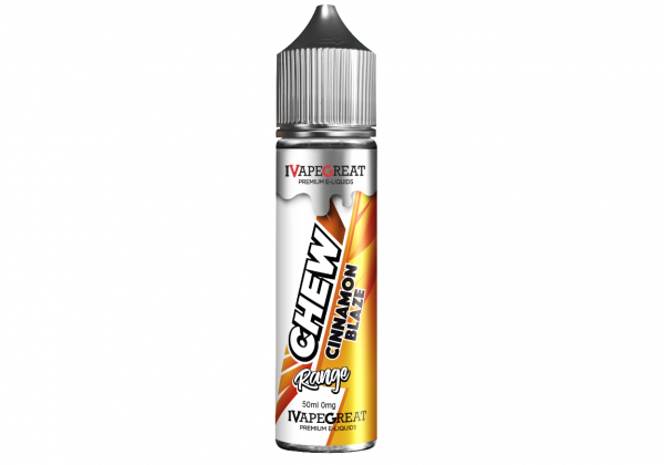 CINNAMON BLAZE MIX & VAPE 50ML