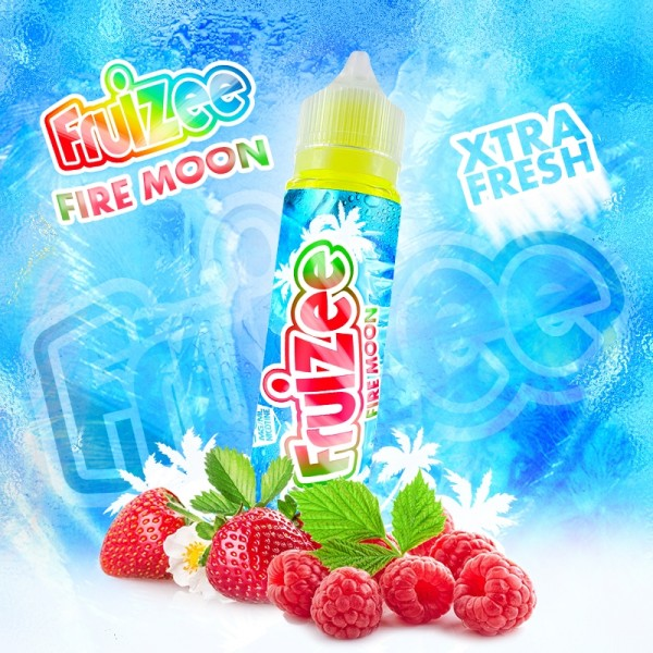 FIRE MOON MIX & VAPE 50ML - FRUIZEE