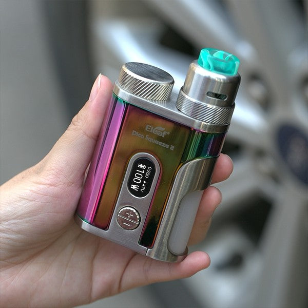 KIT PICO SQUEEZE 2 + CORAL 2  ELEAF