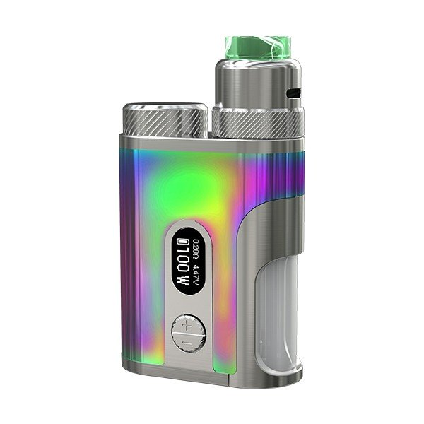 KIT PICO SQUEEZE 2 KIT + CORAL 2  + 21700 ACCU ELEAF